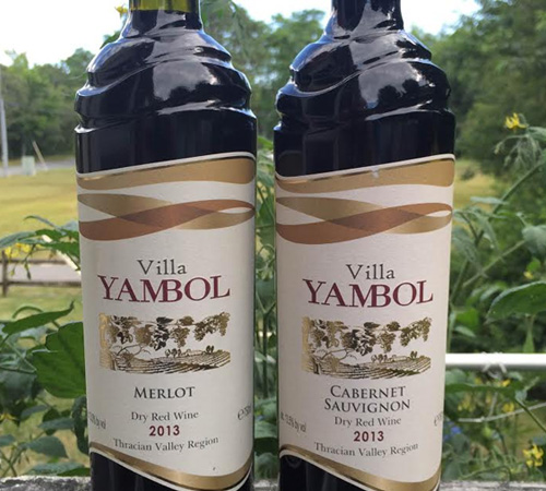 Американски винен блог оцени високо продуктите на Вила Ямбол