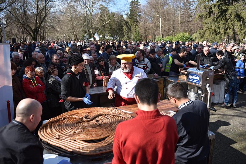 Вила Ямбол почерпи жителите на града за Трифон Зарезан