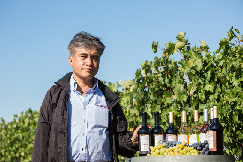 Villa Yambol Successfully Making its Wines a Household Name in Japan
