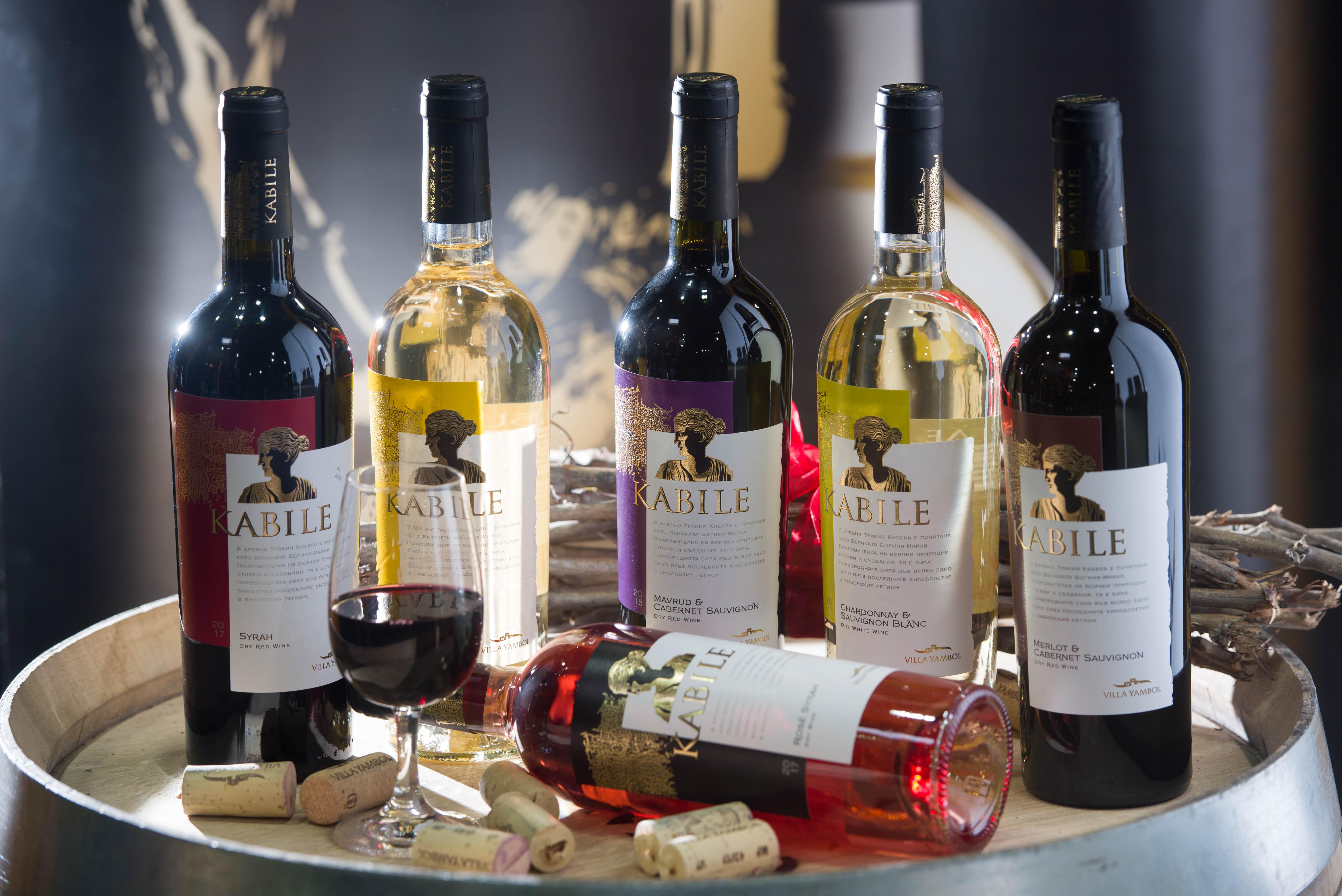 """""""Вила Ямбол"""" донесе най-много медали за български вина от Vinalies Internationales"""